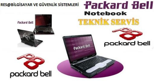 Adana Packard Bell Notebook Servisi